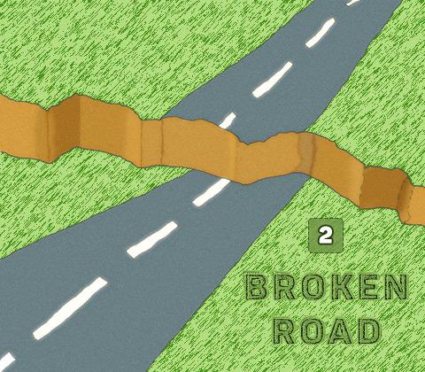 Broken Road #02 mixed by DJ SPRY ART
