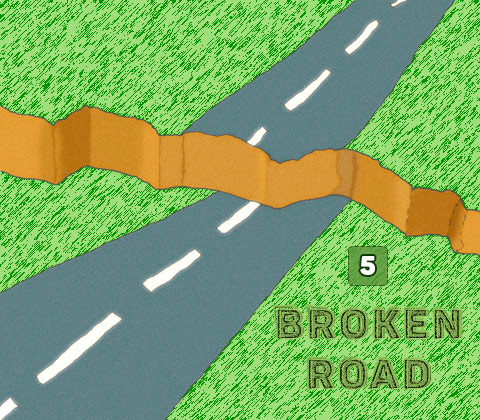 Broken Road #05 mixed by DJ SPRY ART